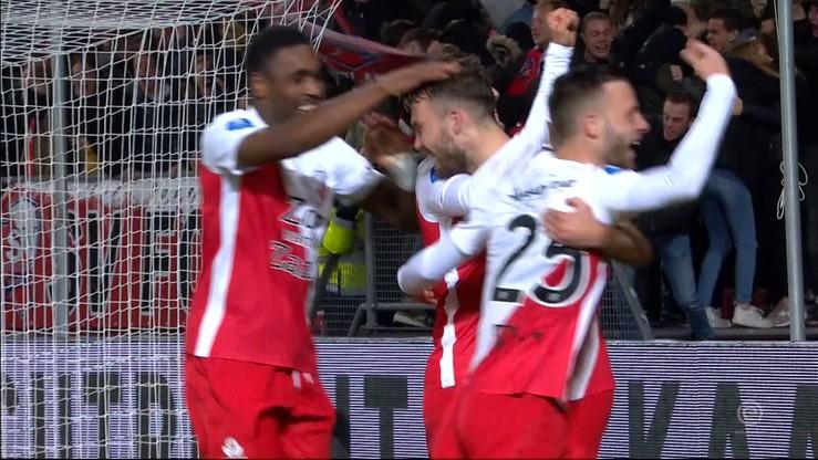 Eredivisie: Dwie czerwone kartki i porażka PSV. Zwycięstwo Ajaksu