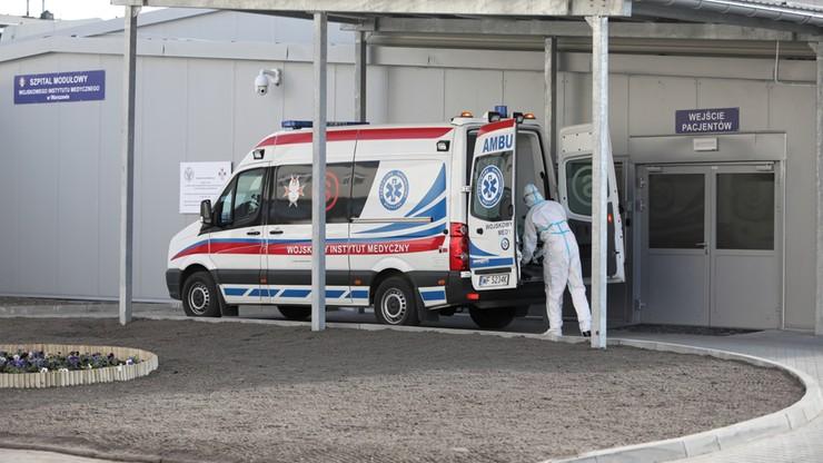 Nowe przypadki koronawirusa w Polsce. Dane ministerstwa, 8 kwietnia
