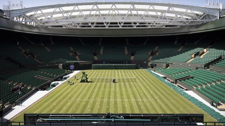 Wimbledon: Decyzja ws. tegorocznej edycji w przyszłym tygodniu
