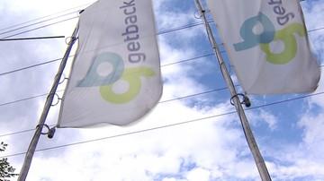 Zobowiązania GetBacku wynoszą 3,32 mld zł
