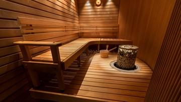 Dwie kobiety zmarły w saunie. Winna - urwana klamka
