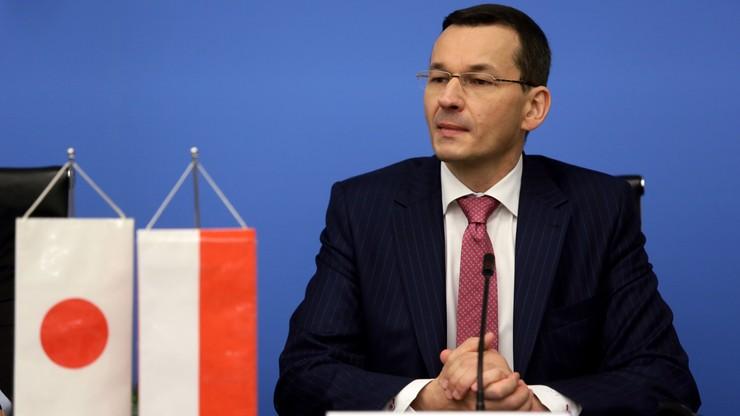 Morawiecki: wartość nowej inwestycji Toyoty w Wałbrzychu - 650 mln zł