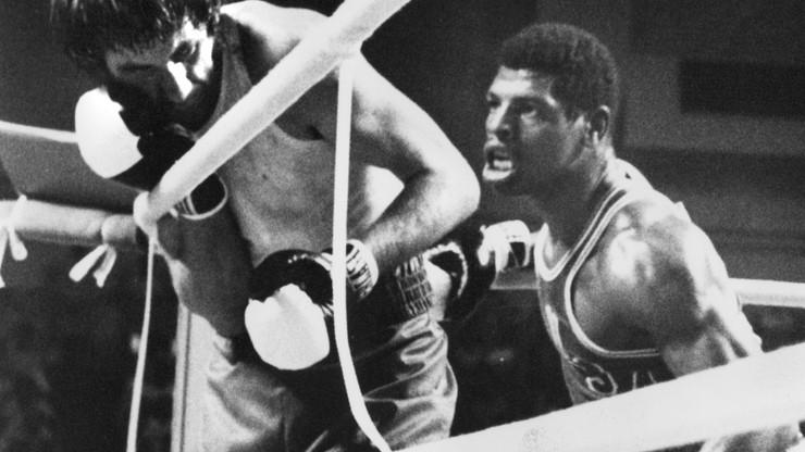 Zmarł Leon Spinks, złoty medalista olimpijski i zawodowy mistrz świata w boksie