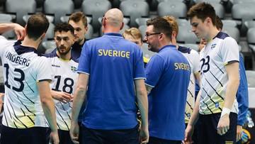 Kwalifikacje do ME siatkarzy 2021: Szwecja – Chorwacja. Relacja i wynik na żywo