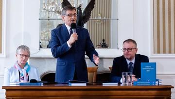 Kuchciński: trzeba poważnie zastanowić się nad zmianą konstytucji