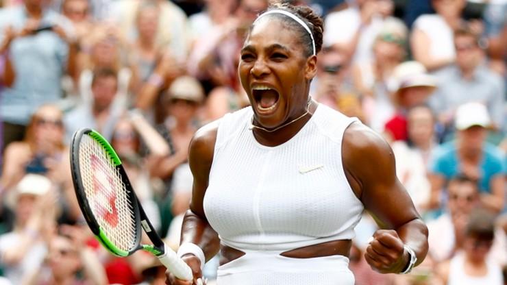 Wimbledon: Dwunasty londyński półfinał Williams
