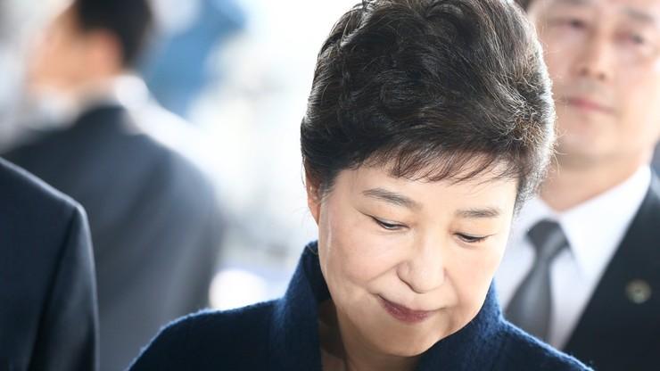 Przesłuchanie byłej prezydent Korei Południowej ws. korupcji trwało 14 godzin