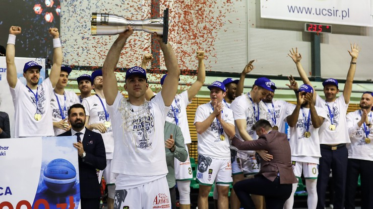 Suzuki Puchar Polski: Szymon Szewczyk wskazał faworyta turnieju