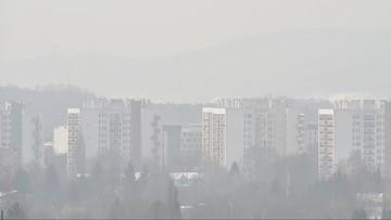 Smog słabszy na Śląsku; gorzej jest w Małopolsce