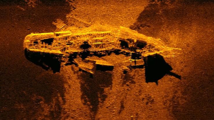 Szukali malezyjskiego boeinga. Znaleźli dwa wraki z XIX wieku
