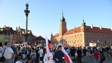 Policja zatrzymała 5 osób, które mogły blokować zgromadzenie narodowców