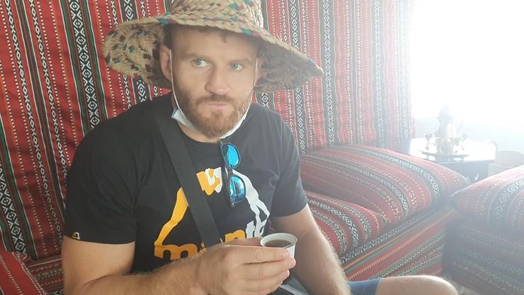 UFC 253: Trening, daktyle i herbata - tak Jan Błachowicz czeka na walkę o pas