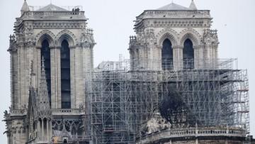 Francuscy miliarderzy deklarują na odbudowę katedry setki milionów euro