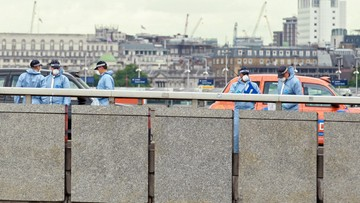 Państwo Islamskie przyznało się do zamachu w Londynie