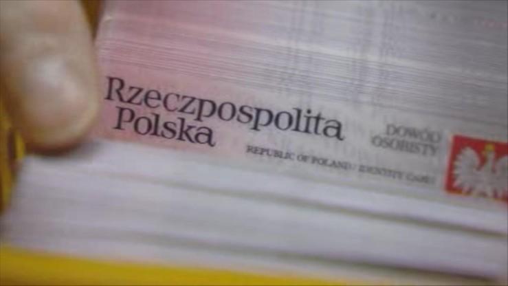 Cieszyński: wdrażanie nowych dowodów osobistych z drugą warstwą biometryczną już w listopadzie