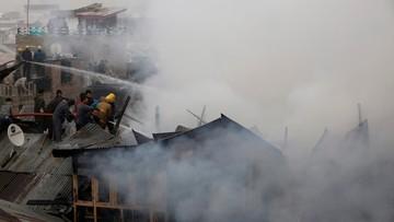 11 cywilów zginęło w indyjskim ostrzale w Kaszmirze
