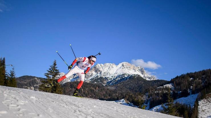 PŚ w biathlonie: Triumf Francuzów w sztafecie, Polacy w końcówce stawki