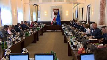 Rząd przyjął wstępny projekt budżetu na 2019 rok. Deficyt nie większy niż 28,5 mld zł