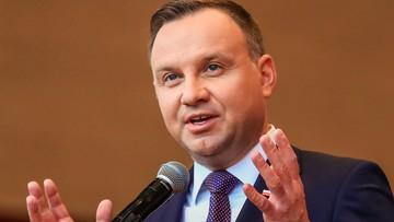 Andrzej Duda liderem rankingu zaufania. Nieufności - Grzegorz Schetyna i Jarosław Kaczyński
