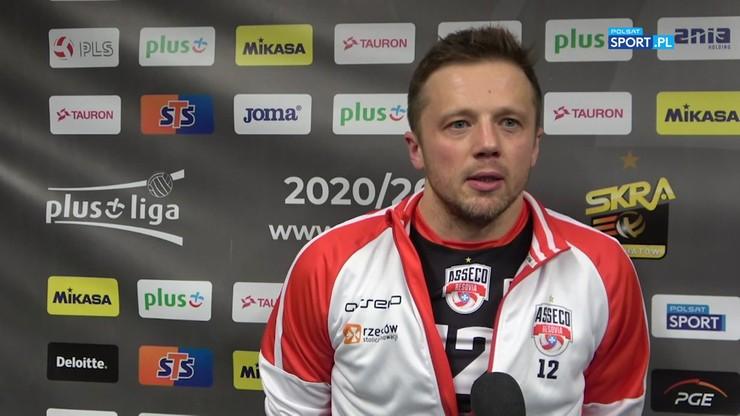 Paweł Woicki: Wygrana nad Skrą w moim 500. meczu to rewelacja