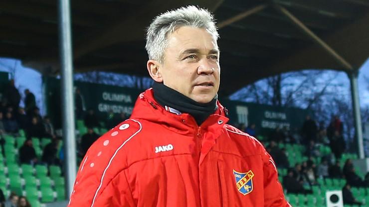 Trenerzy Wigier i Stomilu gośćmi Magazynu Fortuna 1 Ligi