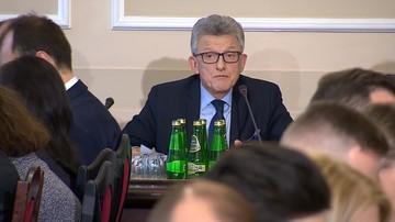 Komisja za przyjęciem projektu prezydenta ws. KRS wraz z poprawkami PiS