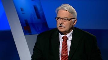Waszczykowski: wsparcie NATO za świadczenia dla Polaków w UK