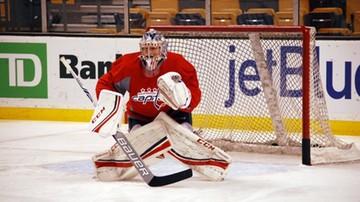 NHL: Jubileuszowy gol Backstroema nie pomógł Capitals