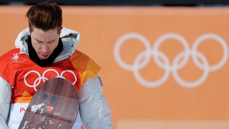 Trzykrotny mistrz olimpijski w snowboardzie Shaun White nie ma ręki do interesów