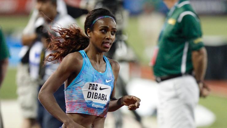 Diamentowa Liga: Dibaba najlepsza na 5000 m