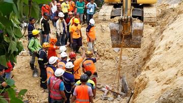 Filipiny: 21 ofiar śmiertelnych po osunięciu ziemi na wyspie Cebu