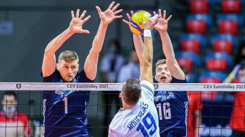 Męczarnie w meczu z Grecją! Trzecie zwycięstwo polskich siatkarzy w ME 2021