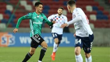 PKO Ekstraklasa: Legia Warszawa górą w klasyku