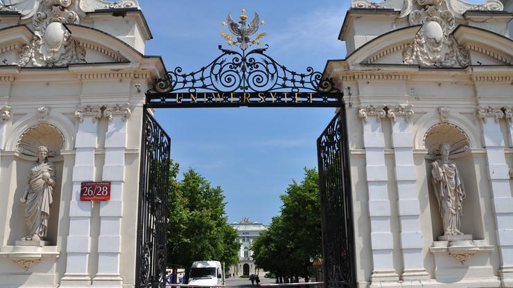 Warszawa: najwięcej kandydatów na UW zapisało się na psychologię i zarządzanie