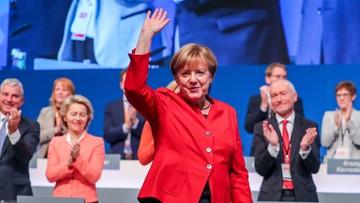 """Merkel zapowiada zakaz noszenia burek. """"U nas należy pokazywać twarz"""""""