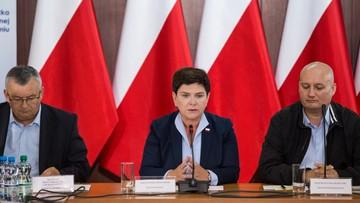 Informacje o zniszczeniach wysłali dzień po nawałnicy. Samorządy odpierają zarzuty premier Szydło