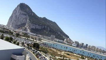 Brytyjska marynarka wojenna: hiszpański okręt naruszył wody terytorialne Gibraltaru