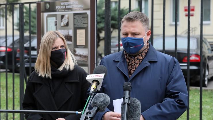 Koalicja Obywatelska złożyła wniosek o odwołanie szefa warszawskiej policji. Jest komentarz KGP