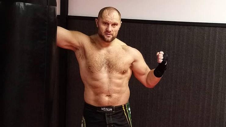 FEN 33: LOTOS Fight Night: Marcin Sianos wystąpi na gali