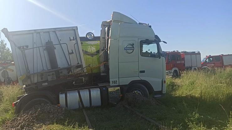 Do wypadku doszło na przejeździe w Bielawach