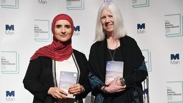Man Booker Prize 2019: laureatką została Omanka, Olga Tokarczuk o krok od zwycięstwa