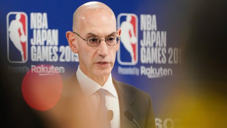 Komisarz NBA: Analizowaliśmy kwestię zwiększenia liczby drużyn