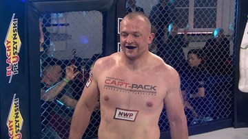 Babilon MMA 22: Potężne duszenie Kołeckiego! Rywal był bez szans