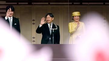 Cesarz Naruhito otworzy igrzyska olimpijskie w Tokio
