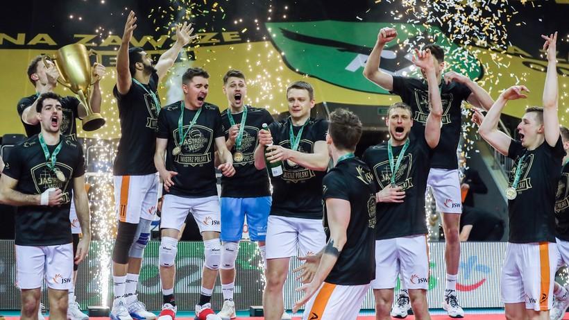Jastrzębski Węgiel wśród największych gigantów europejskiej siatkówki!