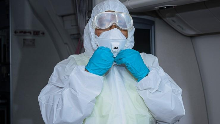 """Coraz więcej zarażonych koronawirusem. """"Zagrożenie dla świata"""""""