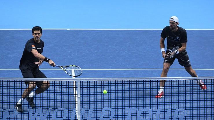 ATP w Pekinie: Kubot i Melo awansowali do ćwierćfinału debla
