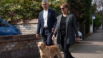 Sadiq Khan burmistrzem Londynu na drugą kadencję