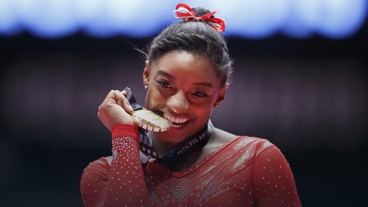 Czterokrotna złota medalistka igrzysk olimpijskich w Rio będzie... tancerką