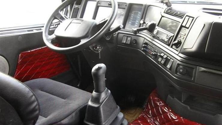 Zawodowi kierowcy boją się. Co trzeci wozi w kabinie coś do obrony, np. paralizator lub kij bejsbolowy